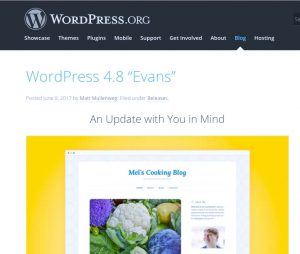 wordpress_4-8-evans